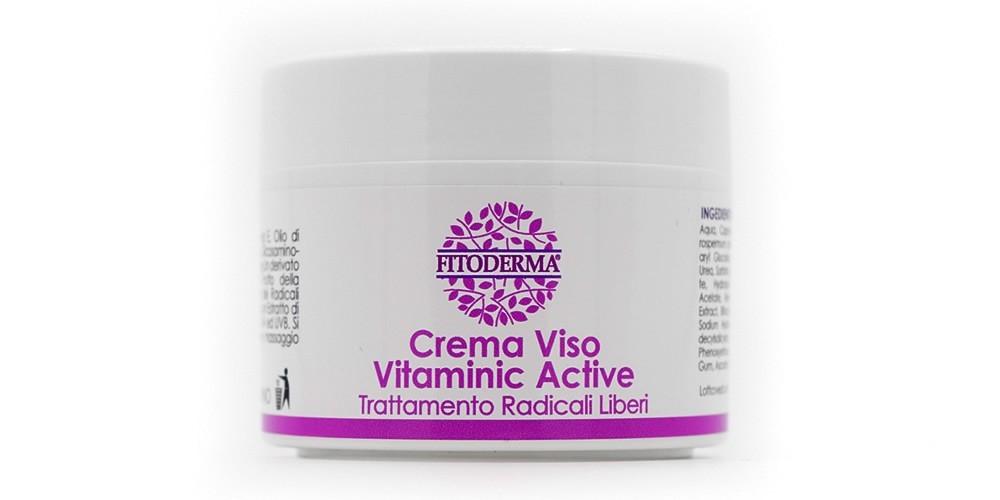 Crema Viso Vitaminic Active (50 ml)